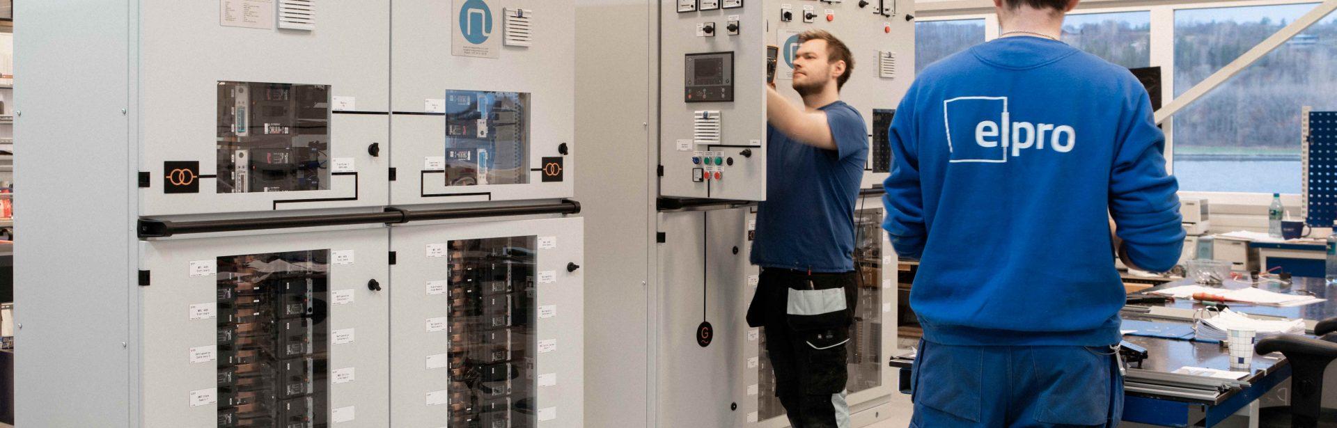 Elpro Bygg og Industri Sertifikater