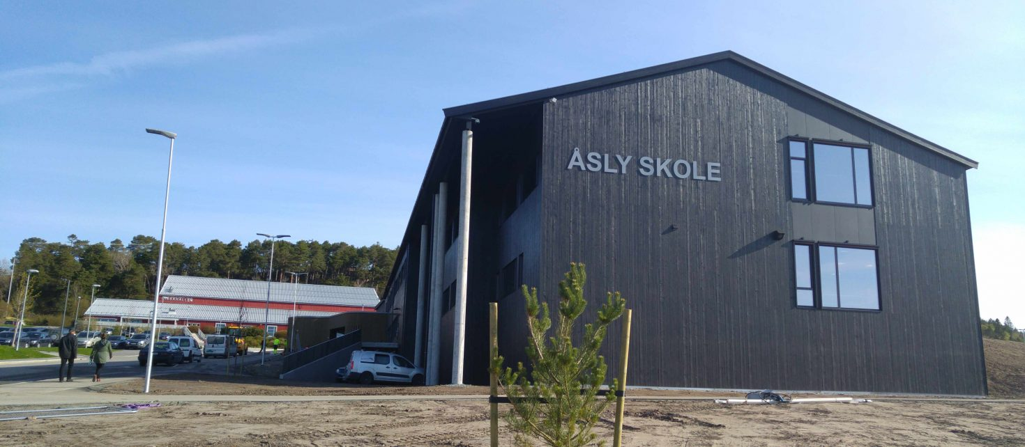 Elpro Åsly-Skole