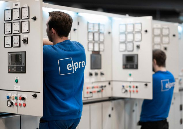 Elpro Group Bygg og Industri